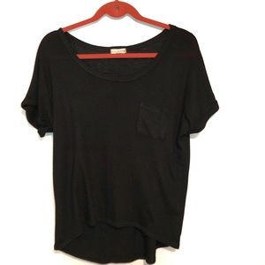 NWOT zenana outfitters pocket t shirt